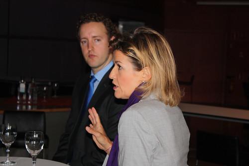 Michael Francis och Anne-Sophie Mutter
