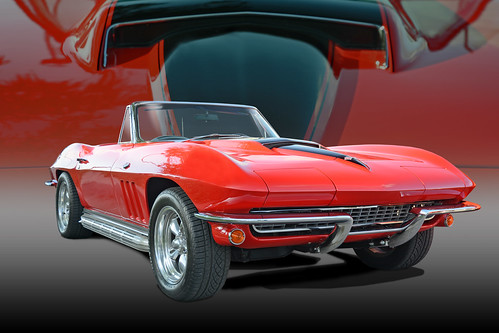 Little Red Corvette - A Prince of a Car