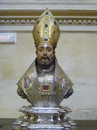 Sevilla - Catedral - Sacristia Mayor