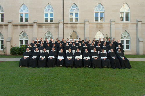 Student Brothers of the Dominican Province of St. Joseph, 2016-17