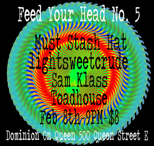 Feed Your Head #5