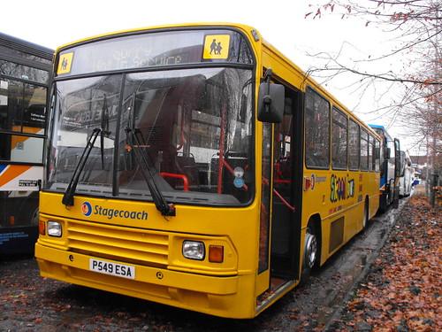 Stagecoach Western ~ P549 ESA ~ 20549