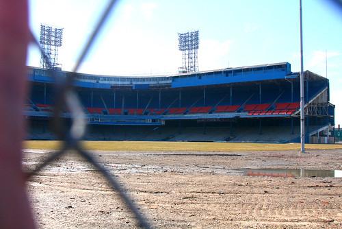 Tiger Stadium Last Look