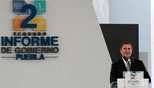 15-01-2013 2º Informe de Gobierno de Rafael Moreno Valle