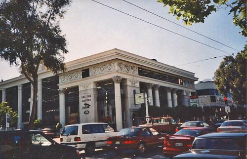 San Francisco  California  - Originally Earle C. Anthony Packard Showroom