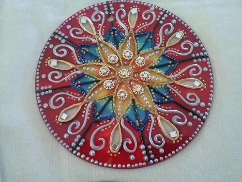 0030B -Mandala indiana 1