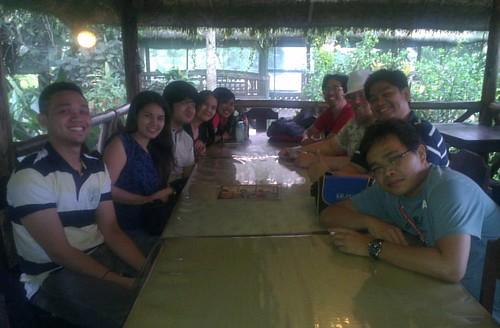 Ralph's Visit to the Philippines. Parang sa GT Team na ito 3 na lang yung Original. Hehehe! #ThrowbackThursday