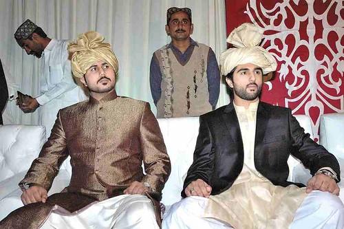 Sardar Mohammad Bux Khan Mahar & Sardar Bangul Khan Mahar