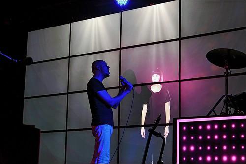MADRID / Concierto LA CASA AZUL (Ocho y Medio, 22/12/2012)