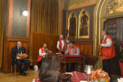 Romanian Musicians at Karpatia