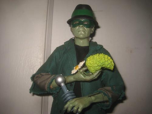 Green St. Patrick 's Day Frankenstein 's Monster 5968