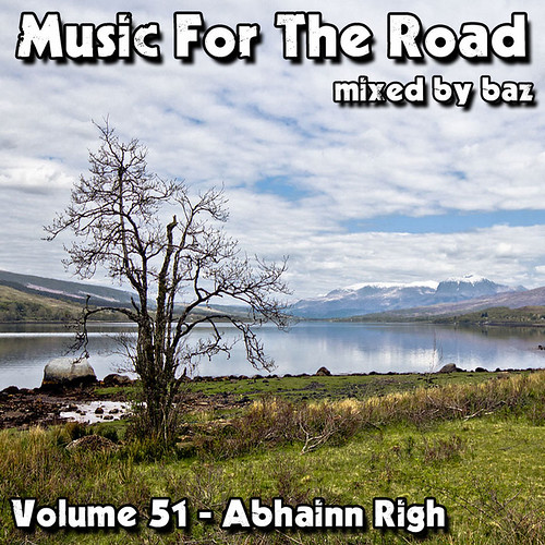 2013-03 (Music For The Road Volume 51 - Abhainn Righ) - Front Cover