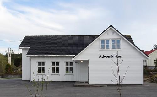 Sør-Karmøy adventistkirke