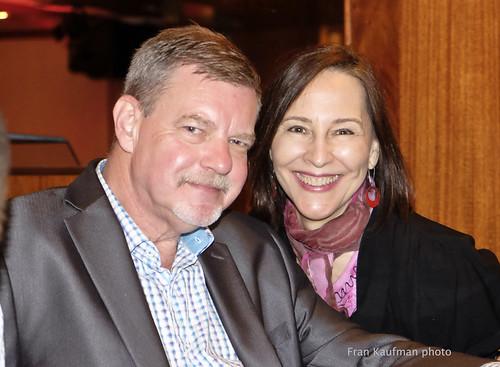 Frank Kimbrough and Kendra Shank