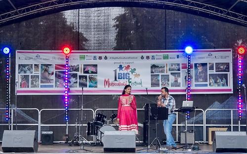 Saraswa Music, Manoj and Dinansha