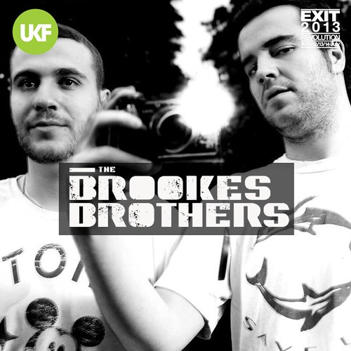 The Brookes Brothers - UKF EXIT X-BASS Takeover - Instagram 800x800