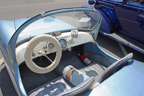 Mid-1950's Homebuilt Roadster on a 1949 Crosley Frame (3 of 5)