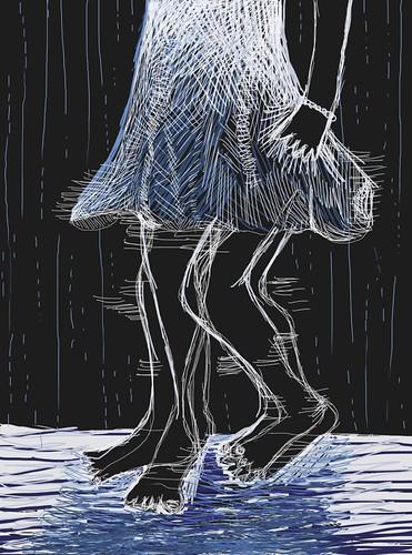 Ilustração para a música