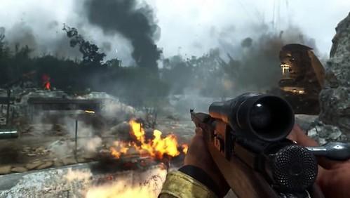 Call of Duty - WW2 Official Blitzkrieg Community Event Trailer