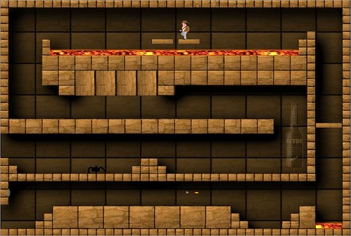 Shadow of the Hamunaptra online flash game