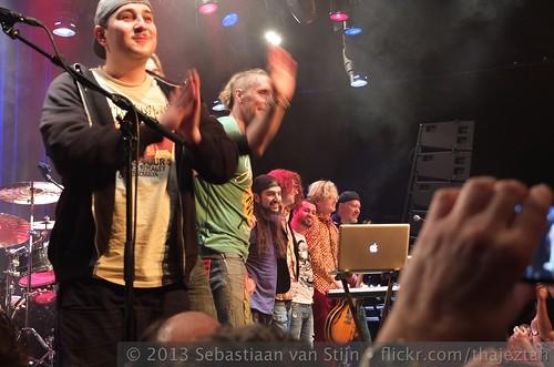 Transatlantic (Neal Morse Band + The Flower Kings) @ Boerderij, Zoetermeer, 6 March 2013 [DSCF2326]