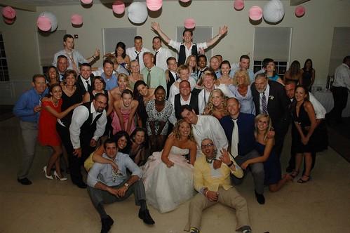 Albion College: Howard-Dexter Wedding