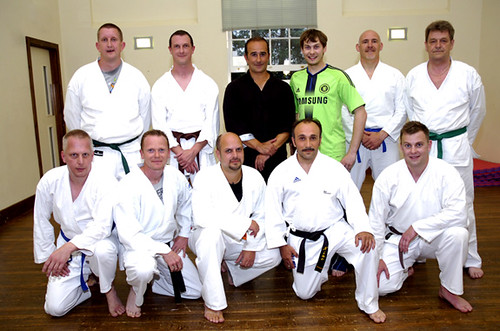 nato ficarra with some of the lads at his sutton club top row from left mark, aaron, me, graham, zack, dave bottom row ted, steve, john, nino, tom great bunch of chaps really enjoy coaching and fighting them.