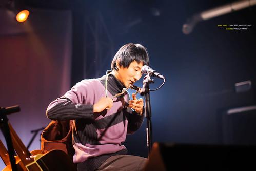 Wan Xiaoli concert, Beijing