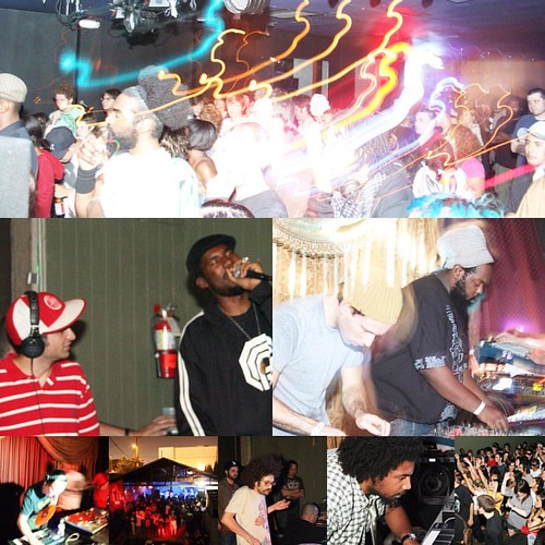 Happy Tenth Anniversary Low End Theory. Glad I had the chance to document the early days. All these people have come along way sense then. #daddykev #flyinglotus #houseshoes #glk #rasg #samiyam #thaviusbeck #projectblowed #lincolnheights #wednesdays #airl
