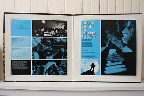 Lancelot Link LP Gatefold (ABC Records 1970)
