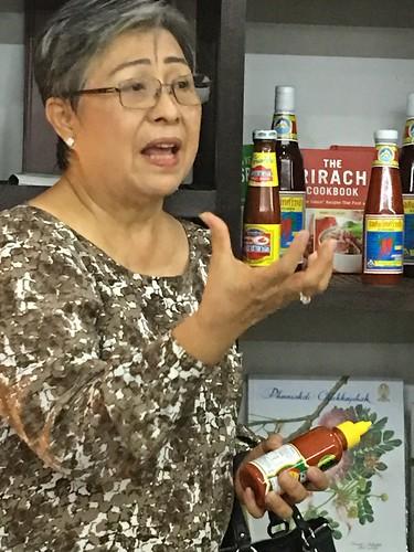 The real deal. Sriracha Sauce. Sriracha Thailand 2016