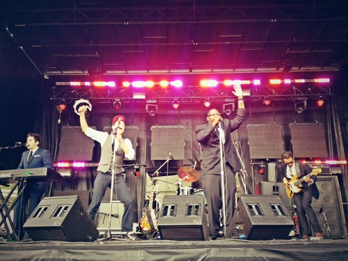 In their 1st live appearance... A Motown Tribute to Nickelback! @LiveatSquamish #vmsquamish