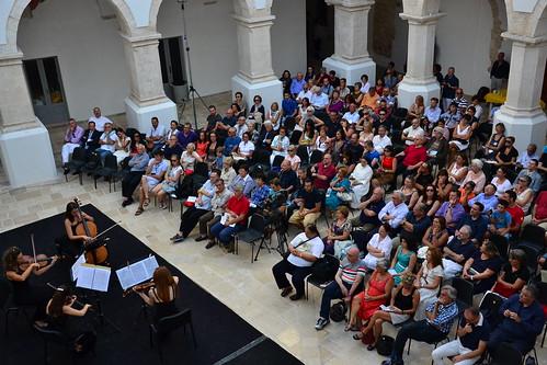 Concerto del sorbetto. Tempo di quartetto. Quartetto d'archi 'Gioconda De Vito'