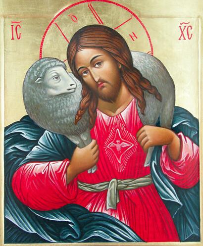 [C-TO-24] Jesucristo Pastor Misericordioso