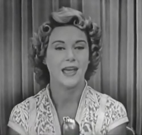 Arlene Francis, What's My Line?, 1954