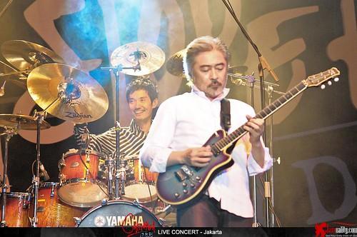 Casiopea3rd Live Concert Jakarta (10)