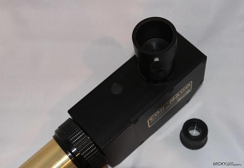 Coronado PST to EOS correct focus #8 (Astrophotography)