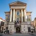 Estates Theatre (1783), front, day, Ovocný trh 1, Prague, Czech Republic