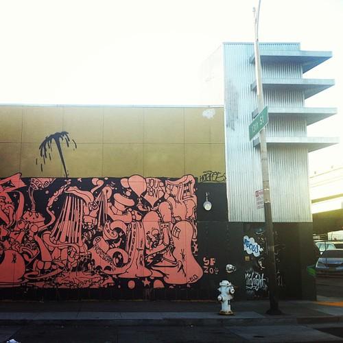 Cali streets