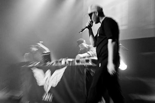 DJ Static med Supajan, Jokeren, Nat ill, Blacc El, Jøden, J-Spliff, Danni Toma og Temu 9/2-13
