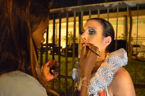 02/02/2013 Séance Maquillage avant le carnaval