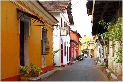 31st January Road. Panaji, Goa
