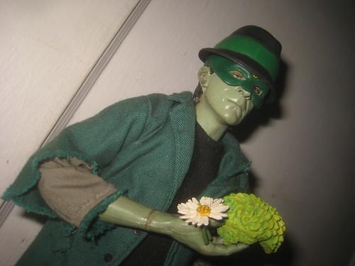 Green St. Patrick 's Day Frankenstein 's Monster 5945