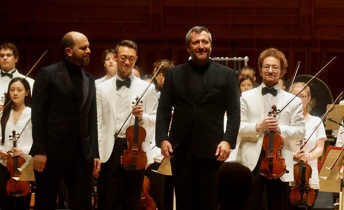 Thomas Adès and Kirill Gerstein with the TMC Orchestra - Festival of Contemporary Music