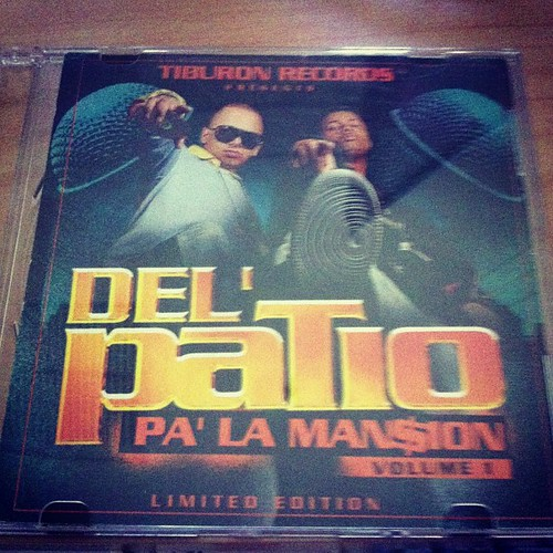 Del'Patio Pa'La Man$ion Limited Edition Volume 1 Free Download On Zawezo.com