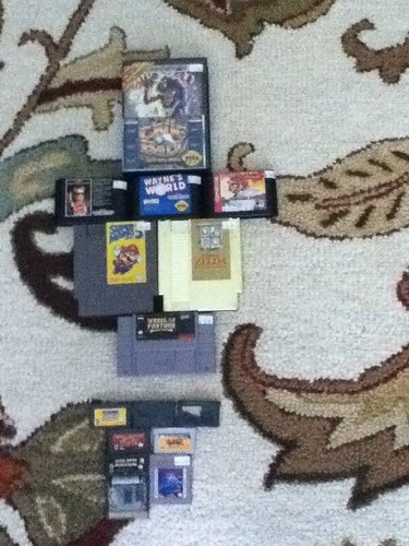 Game Boy Games & Video Game Collection Update (03/15/2013)