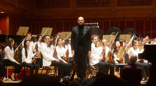 Kirill Gerstein with the TMC Orchestra - Festival of Contemporary Music