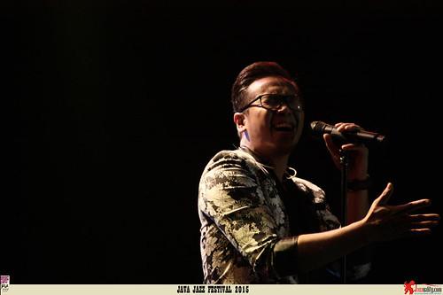 Java Jazz Festival 2015 Day 3 - Sammy Simorangkir