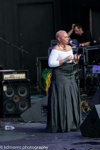 Carol Riddick - Dell Music Center 7.28.16