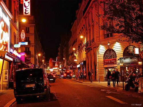 Les lumières de Pigalle.